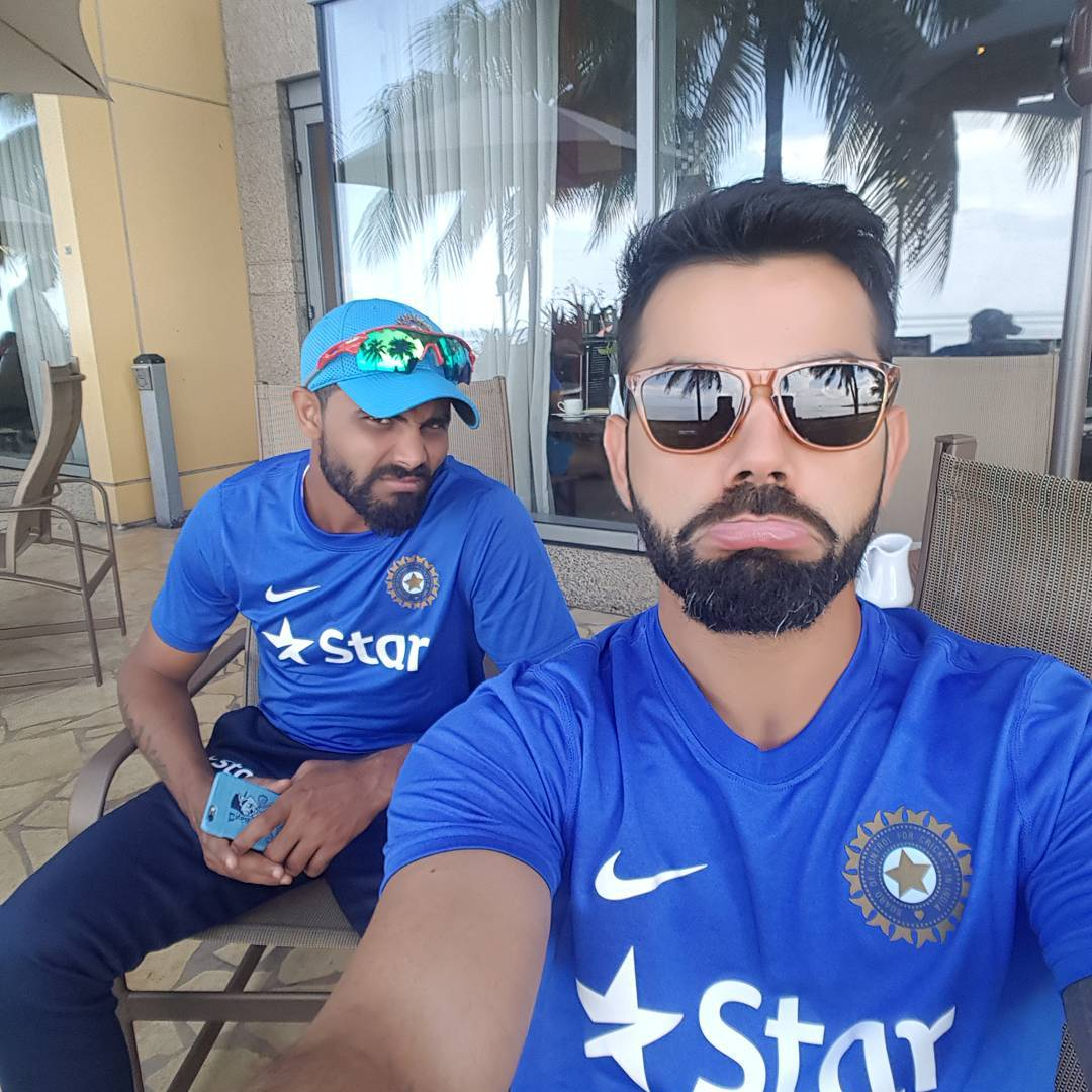 Virat Kohli On Twitter When You Are Waiting At The Hotel Getting