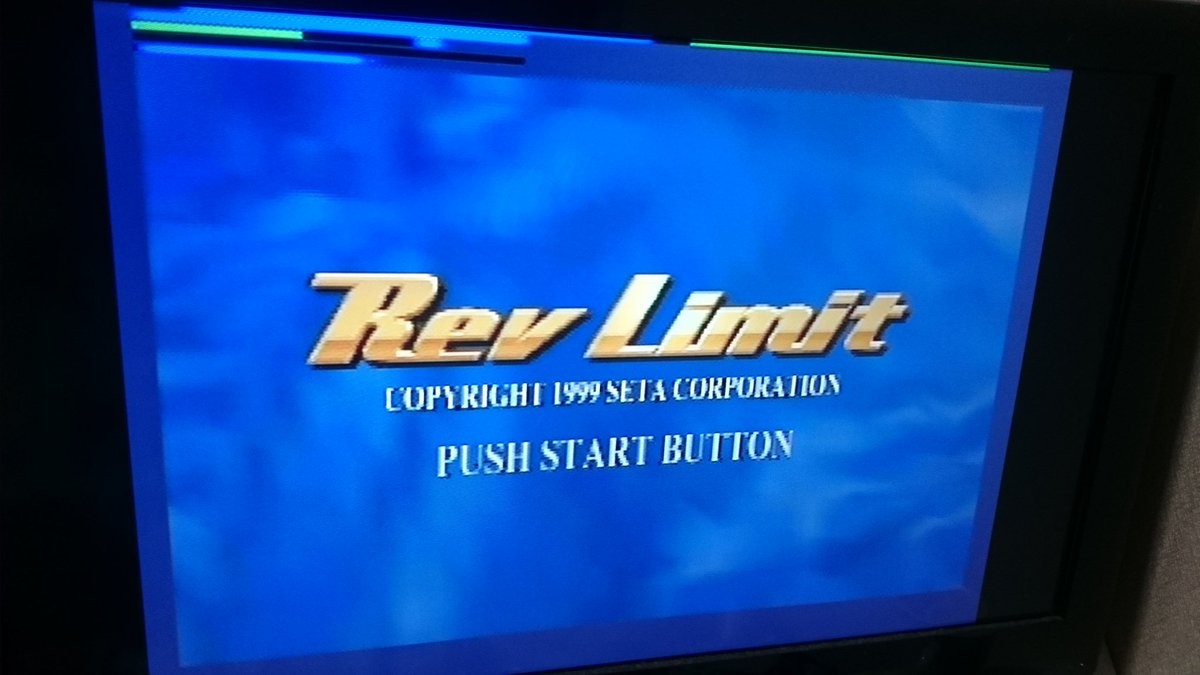 Unreleased N64 Rev Limit found ! | NeoGAF