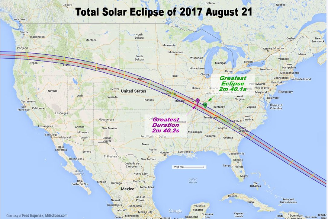 SAVE THE DATE! Total Eclipse of the Heart, I mean Sun, on August 21, 2017! https://t.co/UNVHzcvzE6 #TotalEclipse
