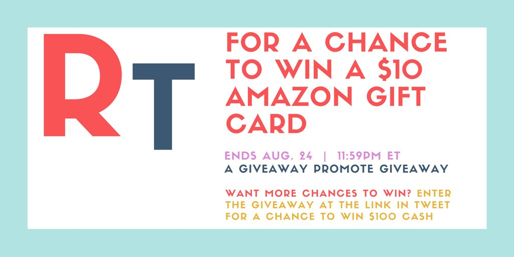 Enter this $100 Cash #Giveaway from @GiveawayPromote https://t.co/2nZJmZB244  #gpwin10 #win #free #sweeps #comp https://t.co/nmGwIgkOgY