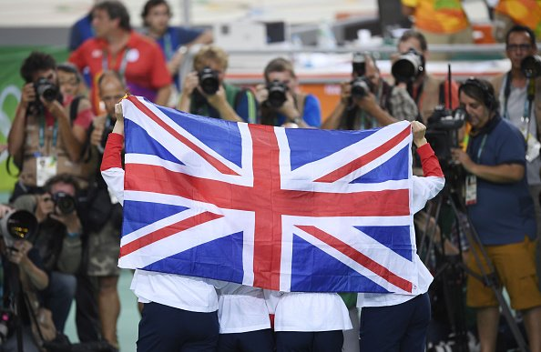 RT @BBCSport: GB will beat China in the medal table for the first time since China's Olympic debut in 1984 https://t.co/Eld5vgq5ge https://…