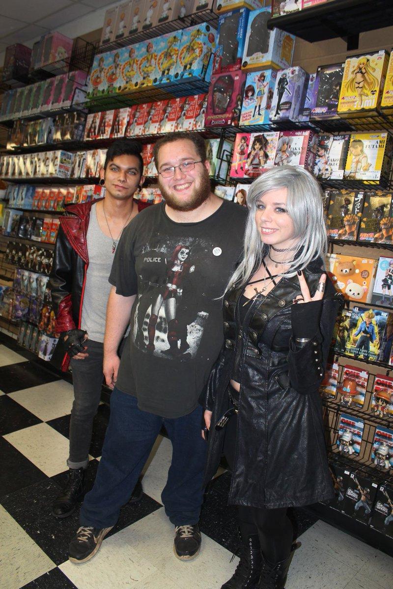 An anime store has opened in houston http www chron com houston article get your cosplay ready an anime store has opened 9175899 php pic twitter com