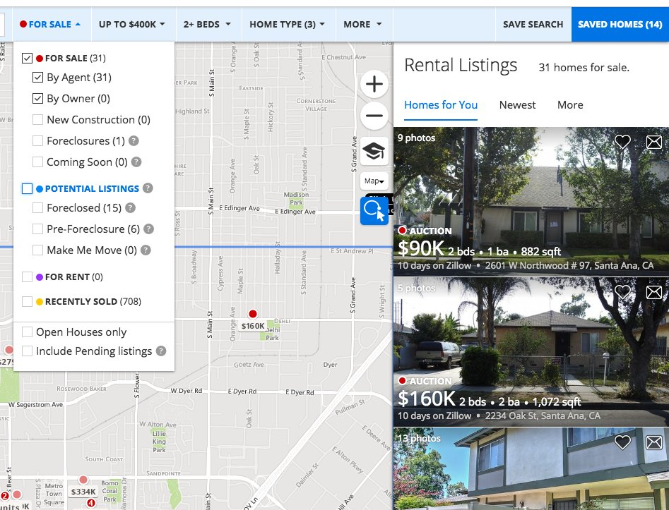 Zillow On Twitter Weve Got You Covered Under Listing Type