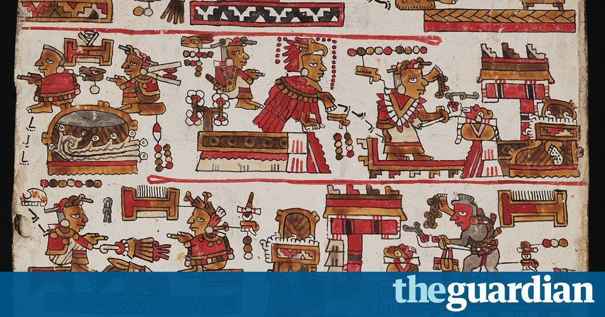 Hidden codex reveals secrets of life in Mexico before Spanish conquest