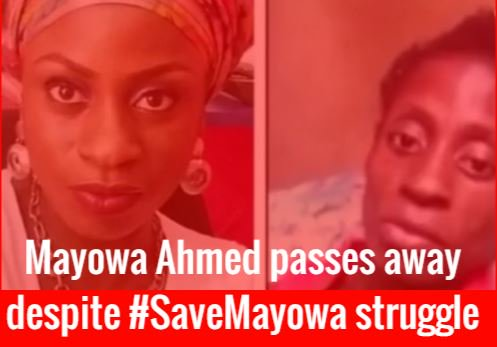 Image result for mayowa ahmed dead