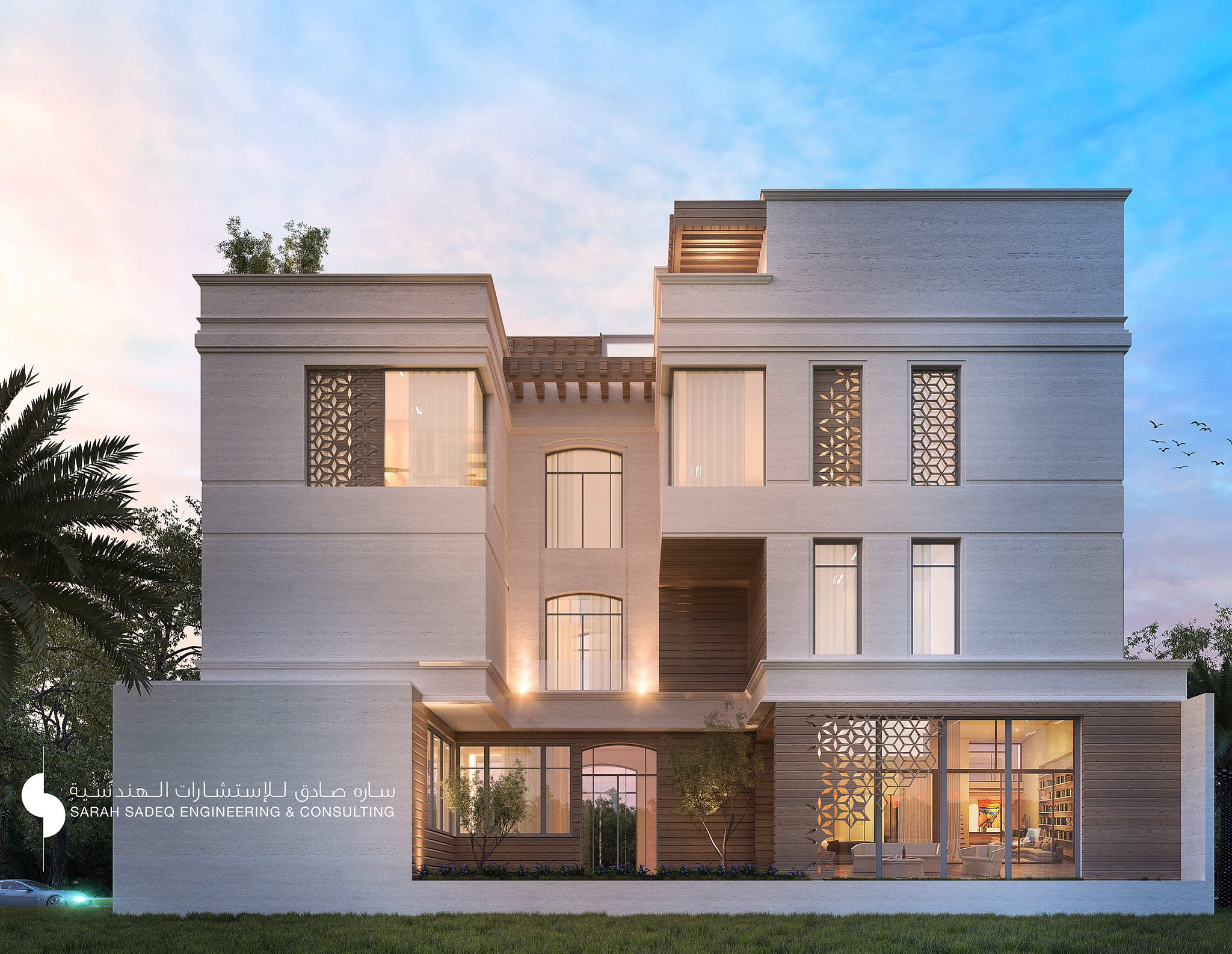 arch sarah sadeq on twitter al rouda kuwait. Black Bedroom Furniture Sets. Home Design Ideas