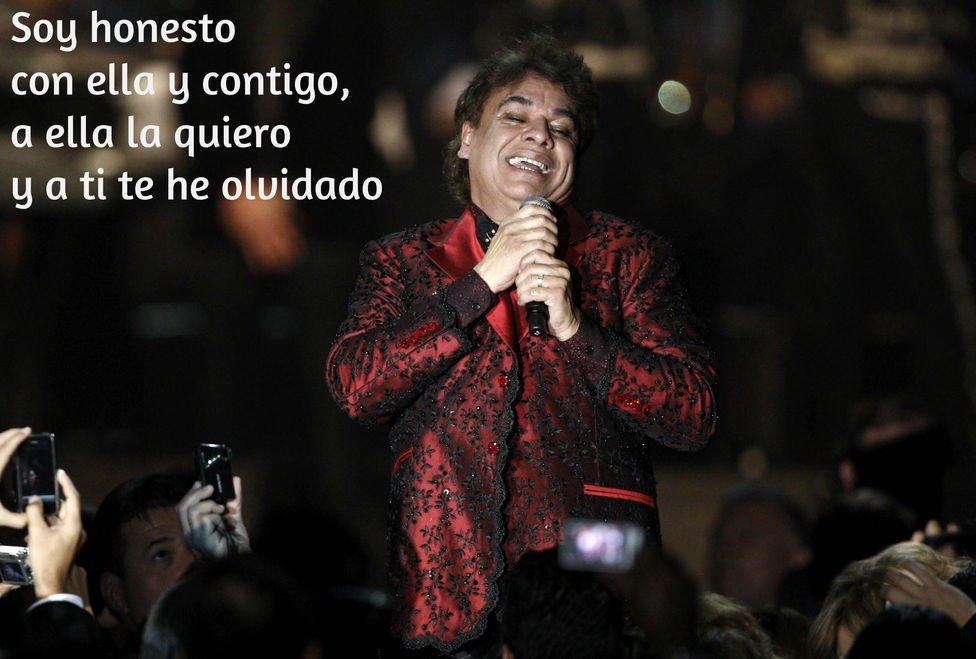 Juan Gabriel Fotogaler ía Amor Desamor Mejores Frases Juan