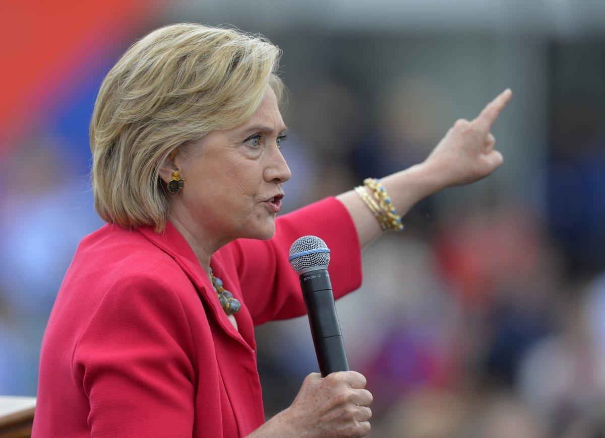 Hillary Clinton's latest attack strategy on Donald Trump is making Democrats nervous