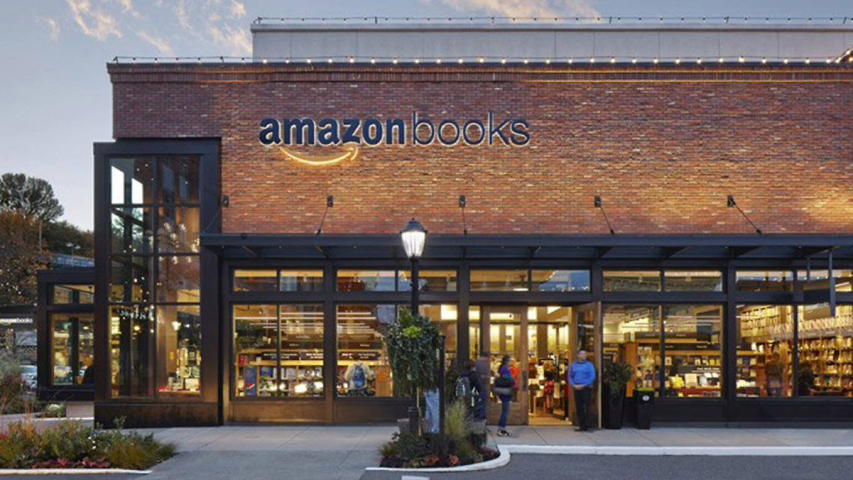 Amazon is opening a bookstore in Lakeview