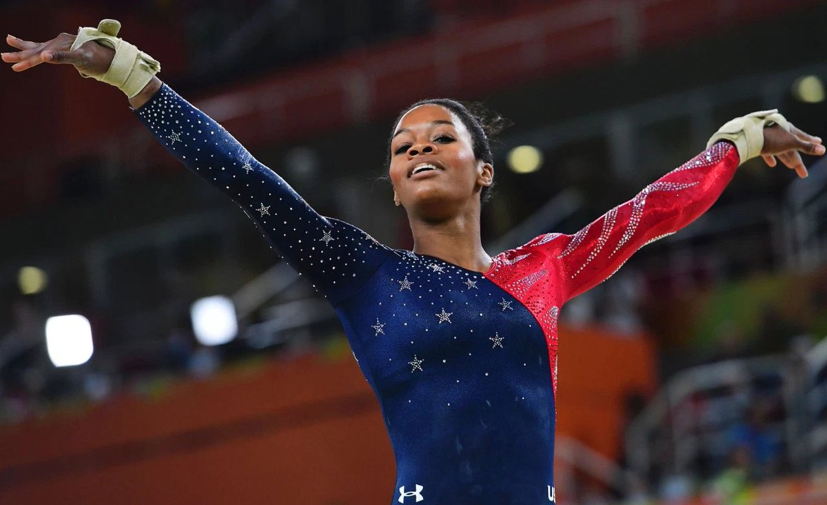 Gabby Douglas has been hospitalized and is skipping the VMAs