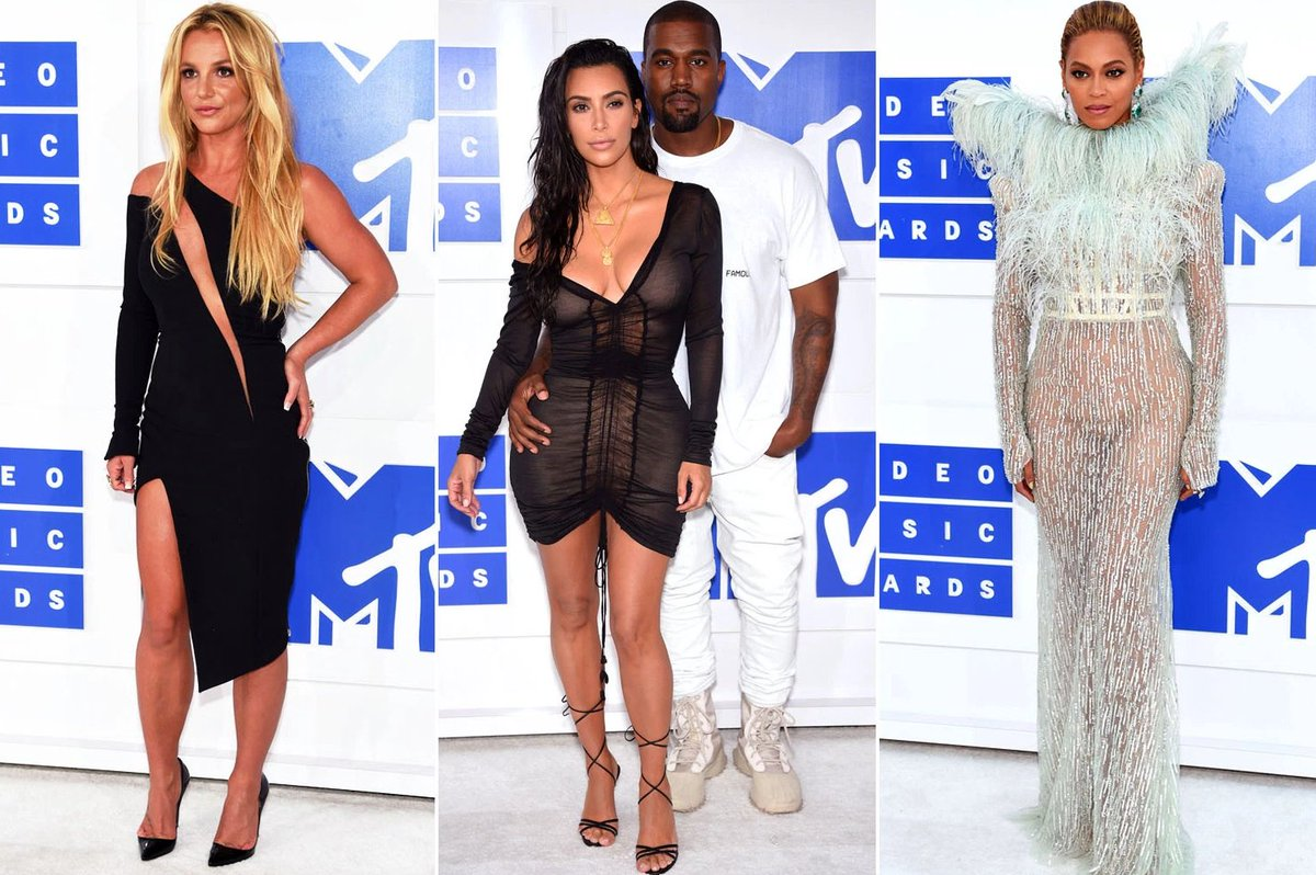 The hottest celebs at the 2016 VMAs