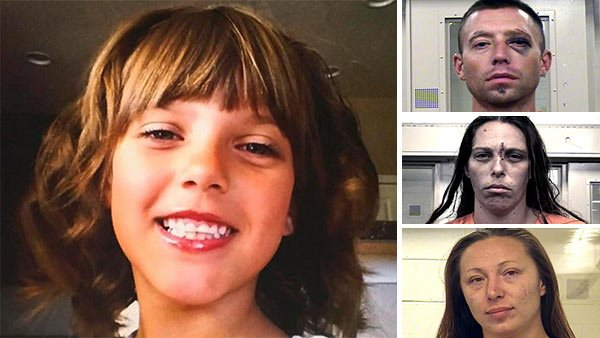 3rd suspect held after girl injected with meth, raped, killed