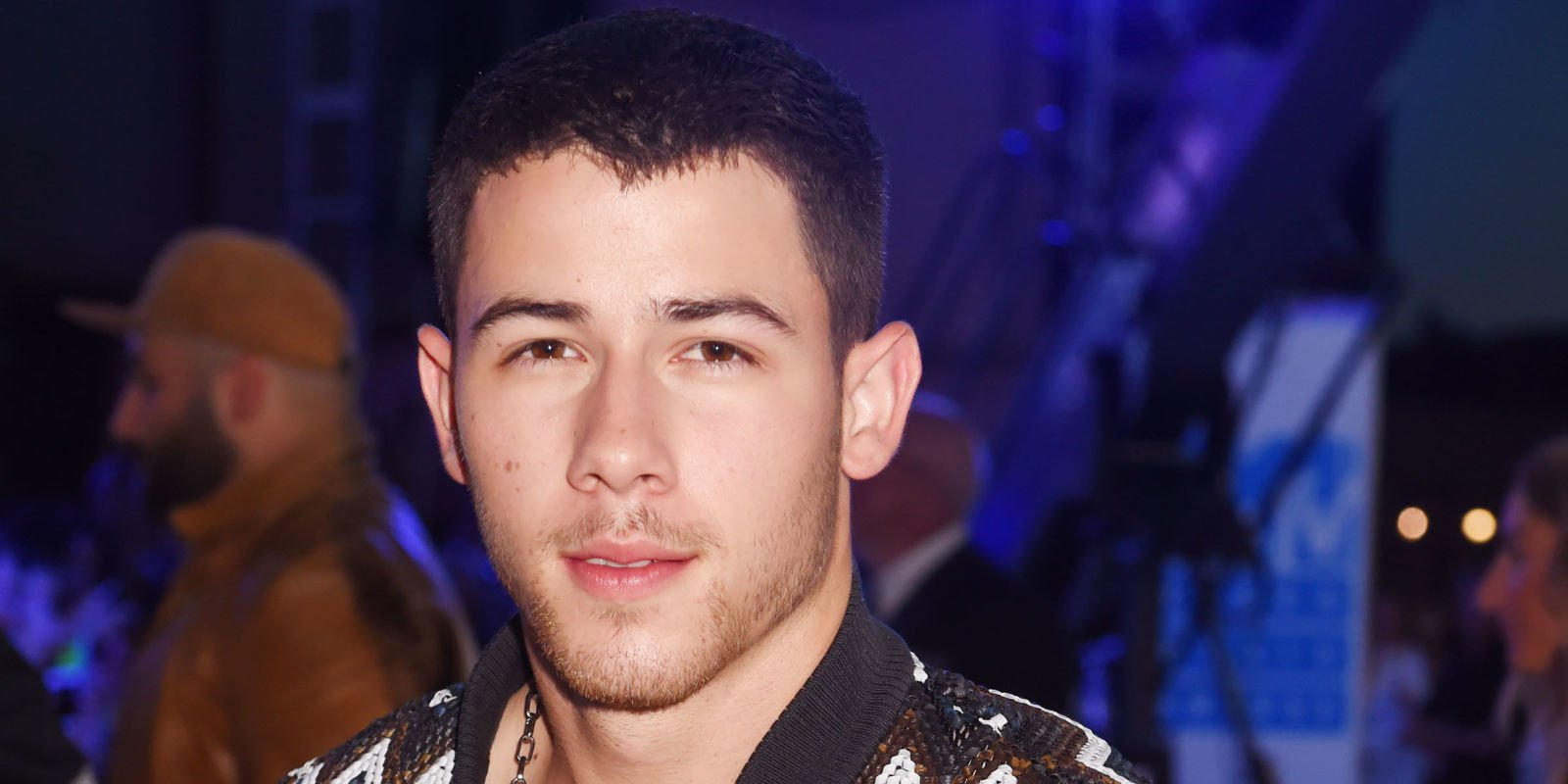 Nick Jonas's Sizable Bulge Was on Display During His VMAs Performance https://t.co/DEr65IqSBY https://t.co/MEquaOF2Mx