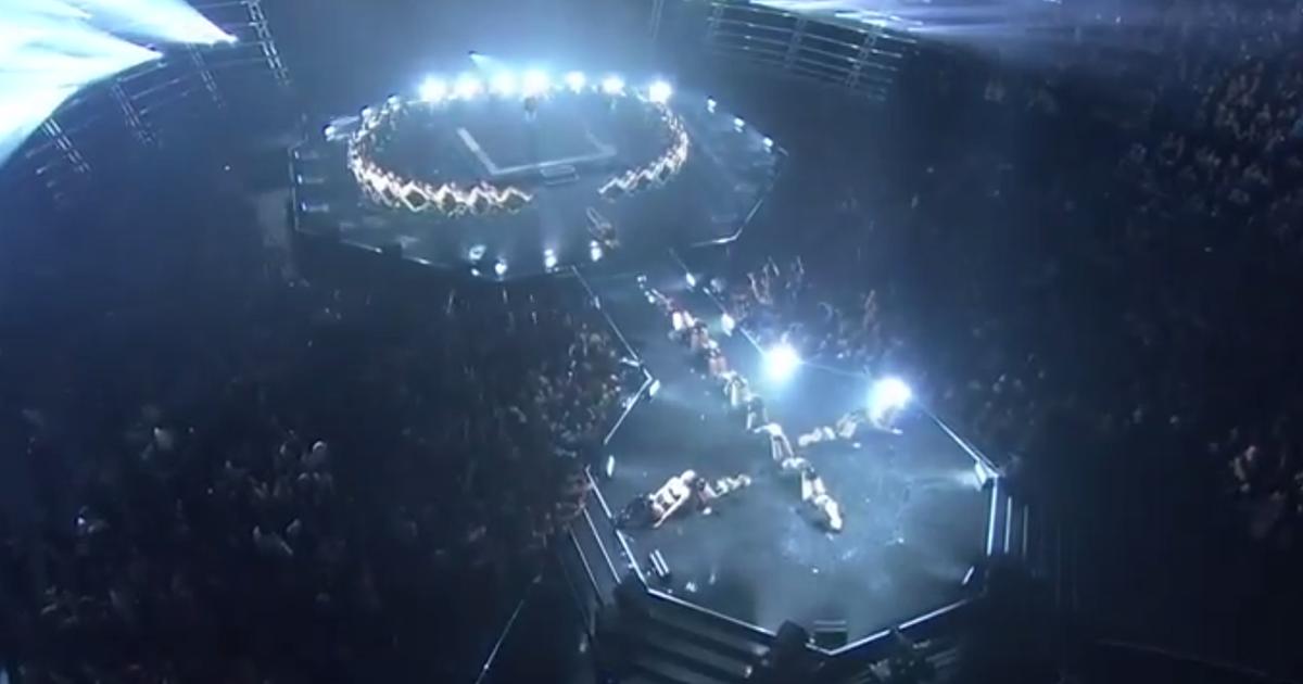 Shut. It. Down. #VMAs https://t.co/WhBftIqGuV