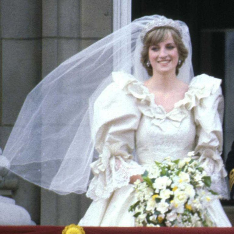 Why Princess Diana's Wedding Dress Designer Ripped Up His