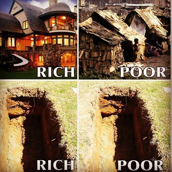 from poor to rich