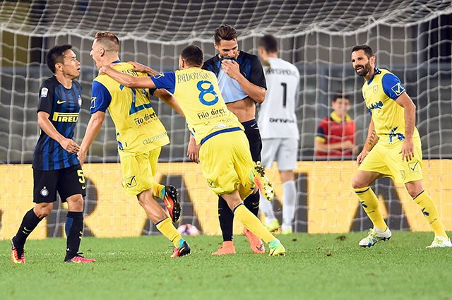 Serie A: Chievo-Inter 2-0 Video Gol Highlights Tabellino