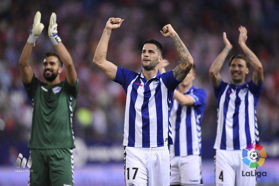 ألافيس يصدم أتلتيكو مدريد بتعادل قاتل ومثير في مباراة أهداف الوقت الإضافي! (فيديو)