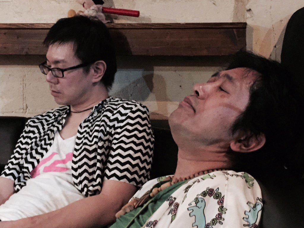 2016/+08/20 土曜。TASKEさん企画に、伊藤洋子も、ひんでんさんも、「側に〜ず」も、参戦。