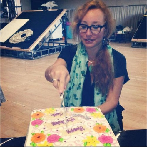 It's still Sunday here in North America but close enough! Wishing @toriamos a most excellent birthday today! Huzzah! https://t.co/PH6qX0Bpkh