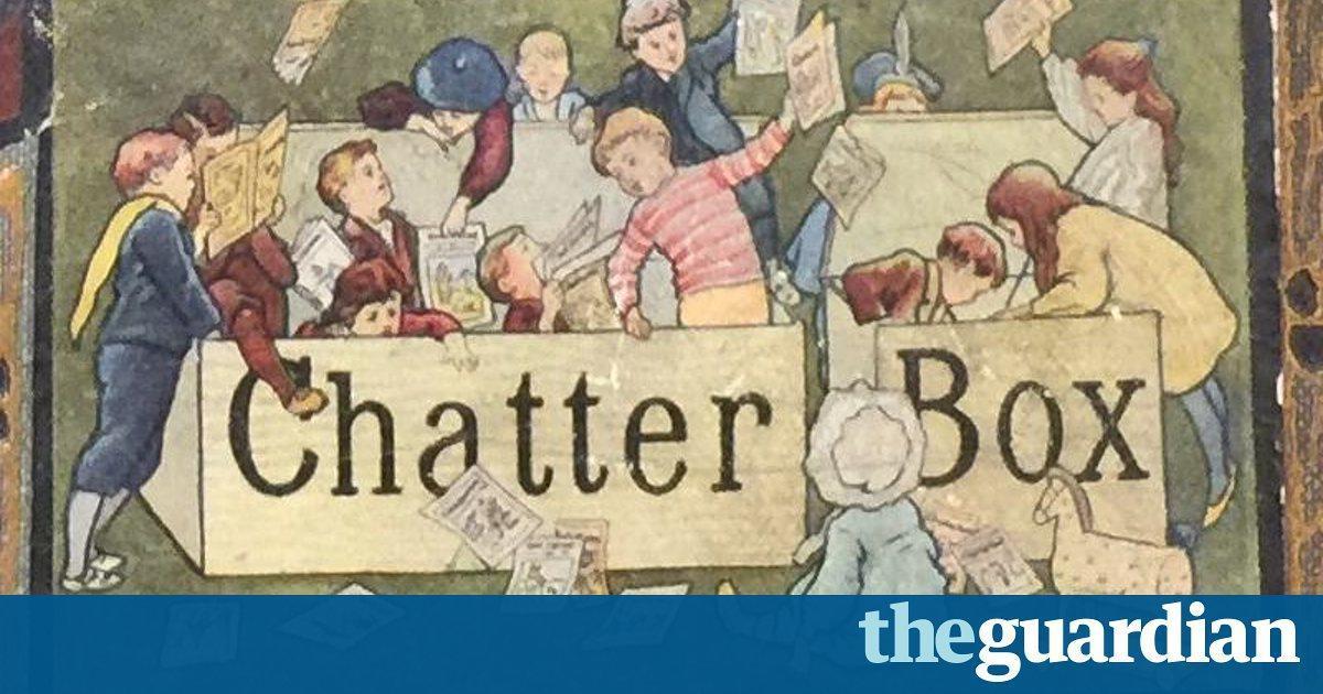 Chatterbox: Monday