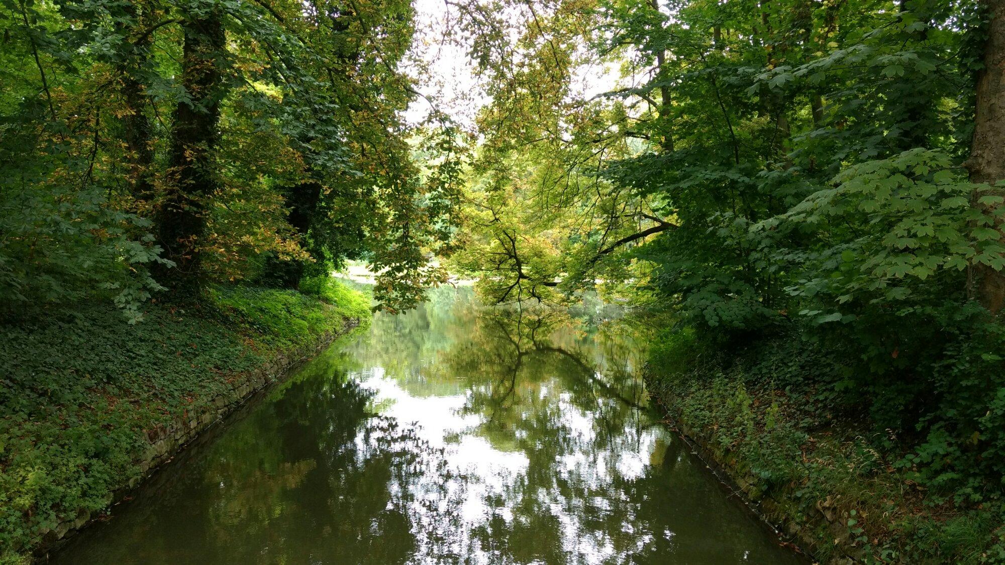 Projekt365: 235 Im Herrnsheimer Schlosspark #Rheinterrassenweg #Rheinhessen #Worms -  https://t.co/xwyEAhaLb8 https://t.co/KUuhLUCM73