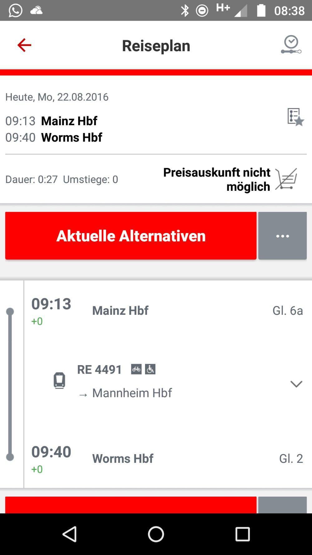"""Ich: """"1x Worms mit BahnCard"""" Busfahrt (friemelt an Terminal): """"Hm, geht irgendwie nicht"""" #ErlebnisBus https://t.co/0s7hzjn9pe"""