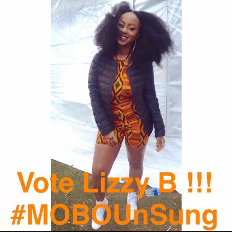 Voting opens tomorrow for the #UnsungTop20 @MOBOAwards - @lizzyb_official is my winner