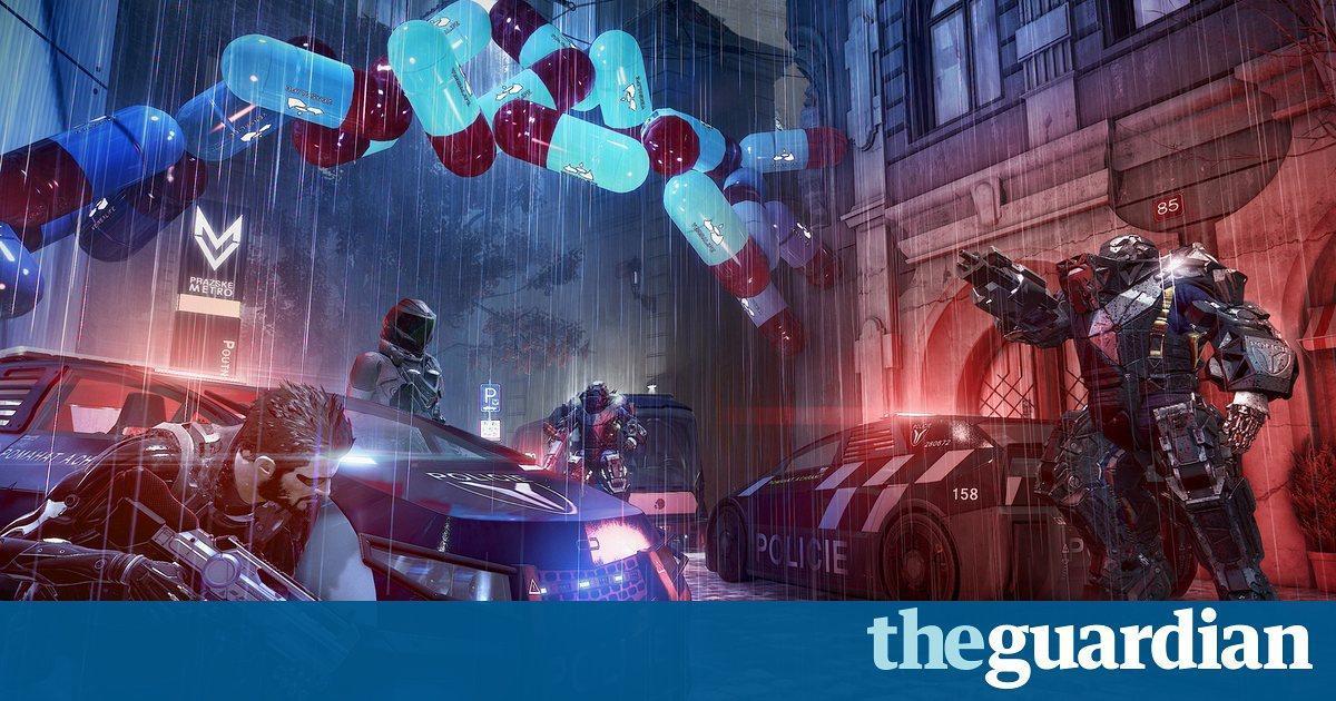 Deus Ex: Mankind Divided review – beautiful if half-baked cyberpunk sequel