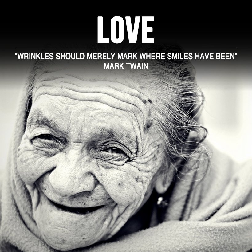 #ServeOurSeniors and spread smiles. It's beautiful! #SOS