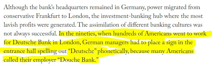 The New Yorker has a *monster* story on Deutsche Bank. A tasty detail: https://t.co/BNQuzqKshn https://t.co/wrNJdIyrZ5