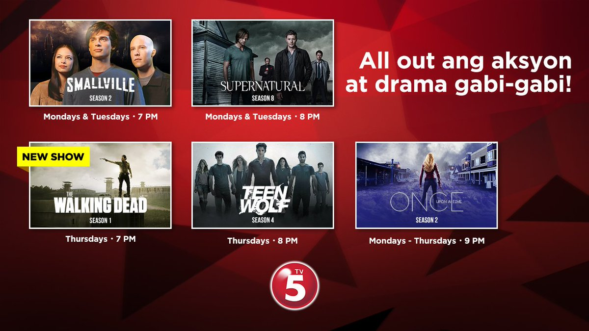 TV5's Tagalized American action films and programs could give AksyonTV a little boost given the latter's irrelevance of late. (Photo courtesy of TV5)