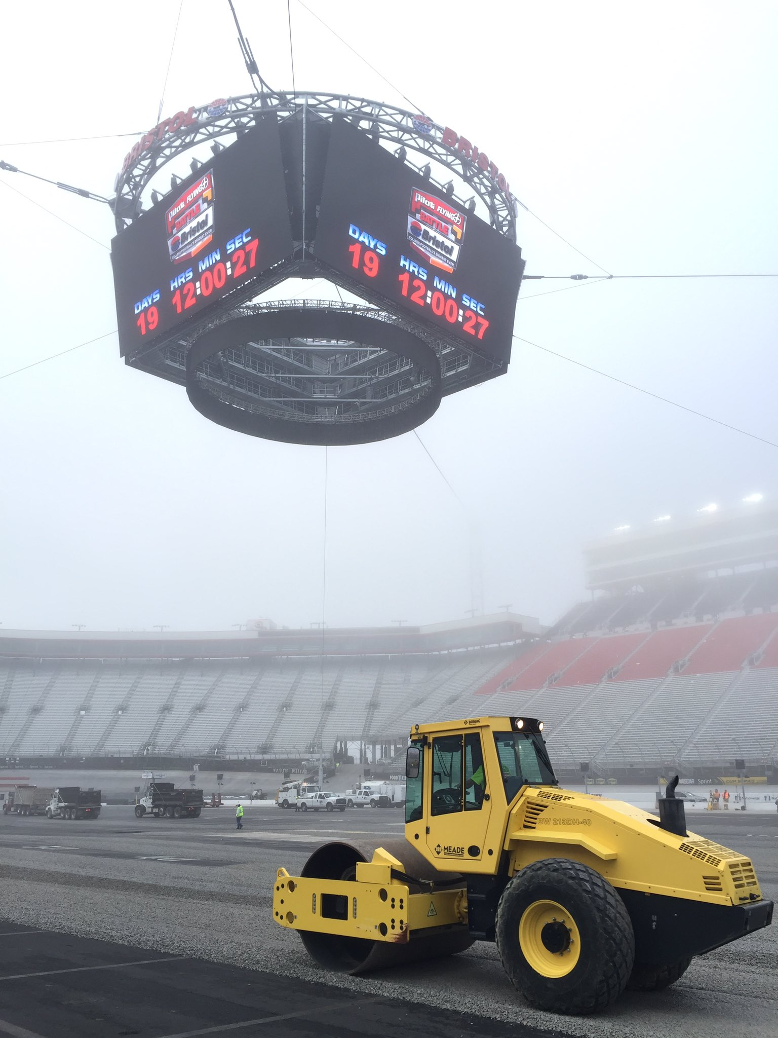 Thumbnail for Speedway begins transformation ahead of Battle at Bristol