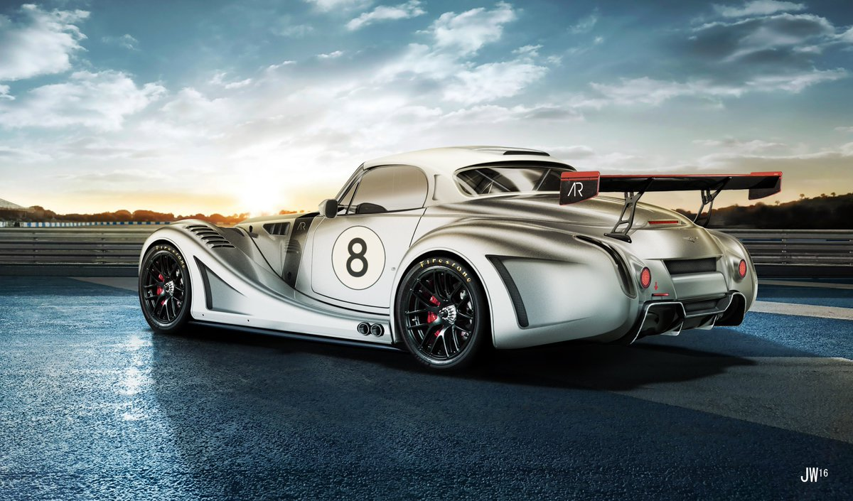 Morgan Motor Company On Twitter Introducing The Aero 8 Gt Concept By Mrjonwells For Mog Magazine New Perspectives Feature In Their Latest Issue