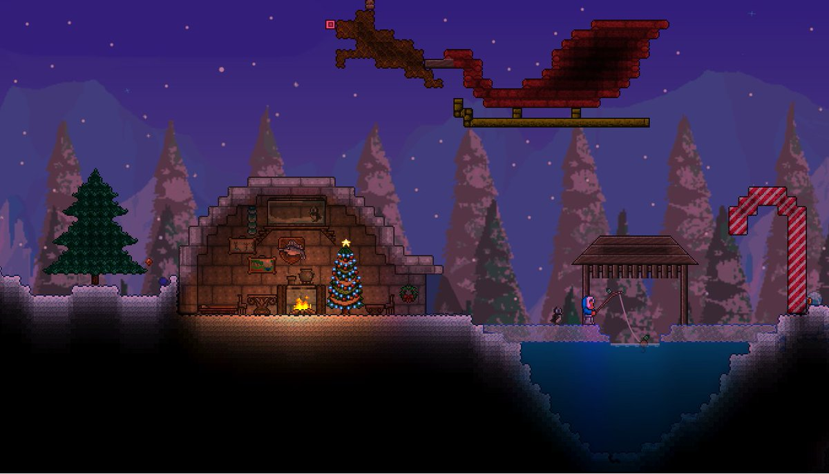 Terraria    Builds