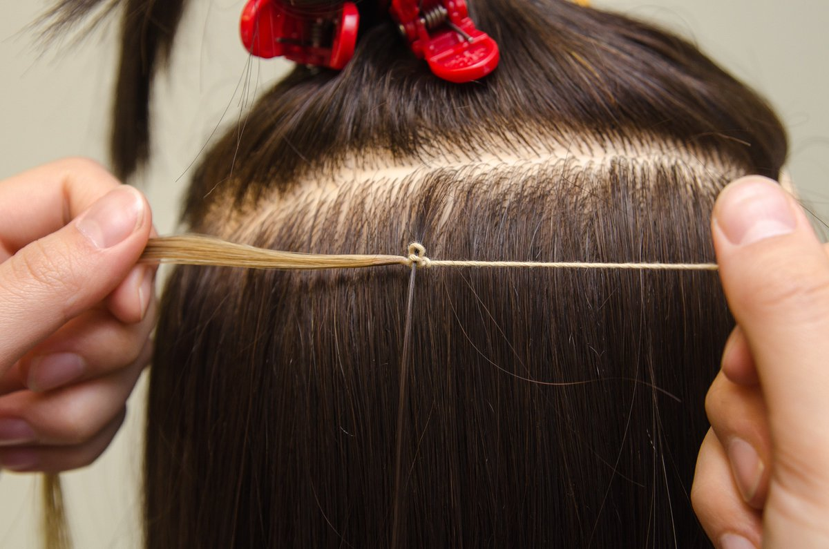 Capelli Extensions On Twitter Learn The New Knot Based Hair