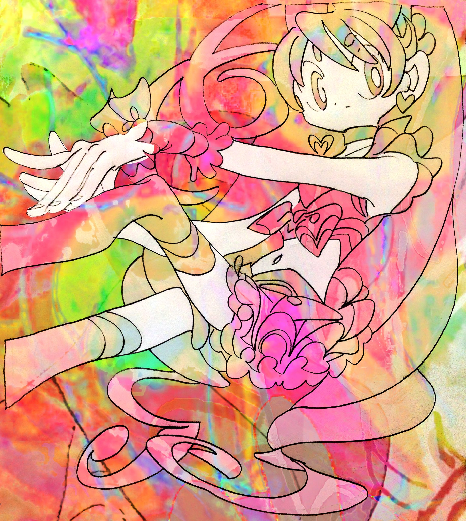lll (@samusu_gi)さんのイラスト