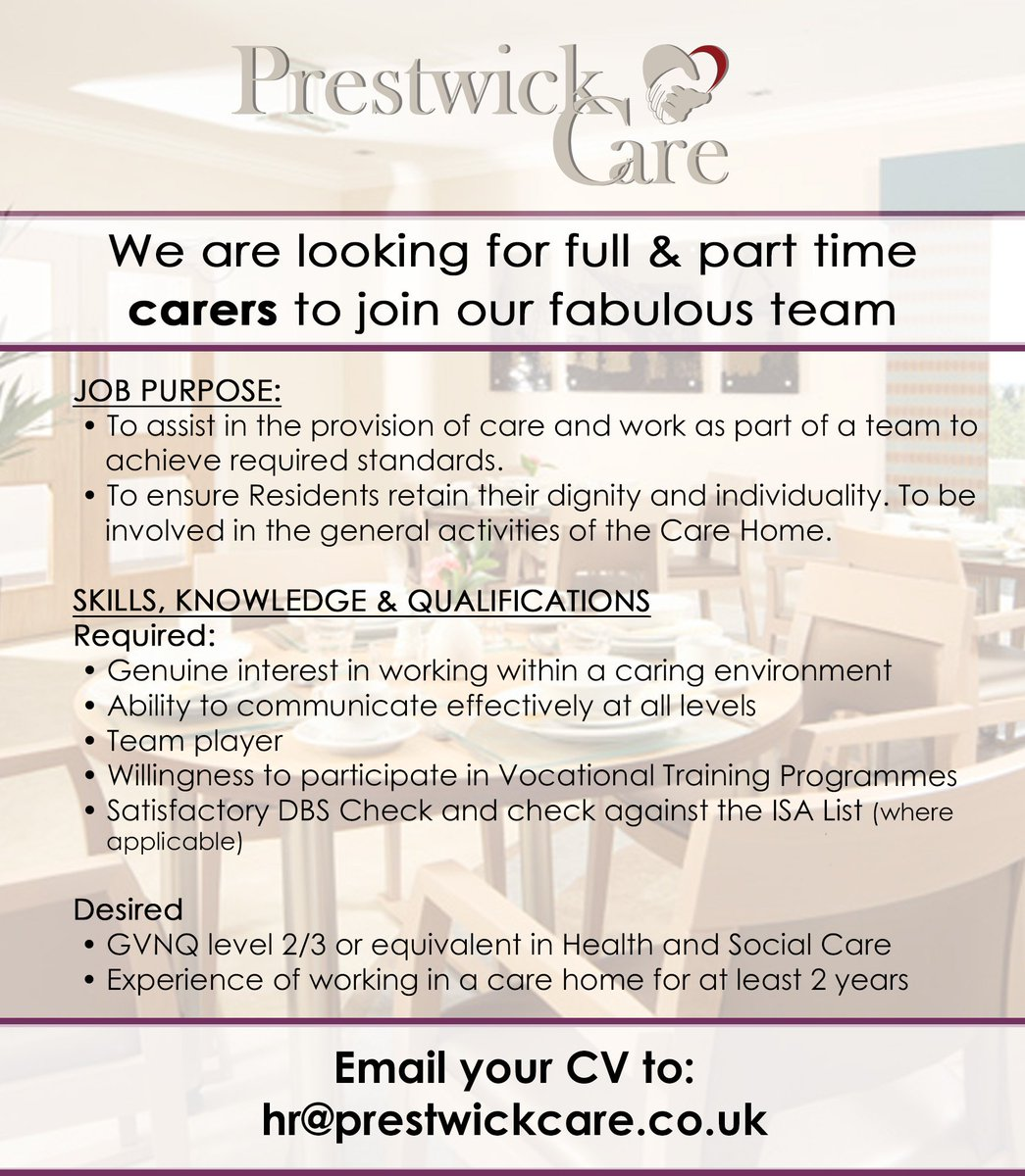 prestwick care prestwickcare twitter 0 replies 1 retweet 2 likes