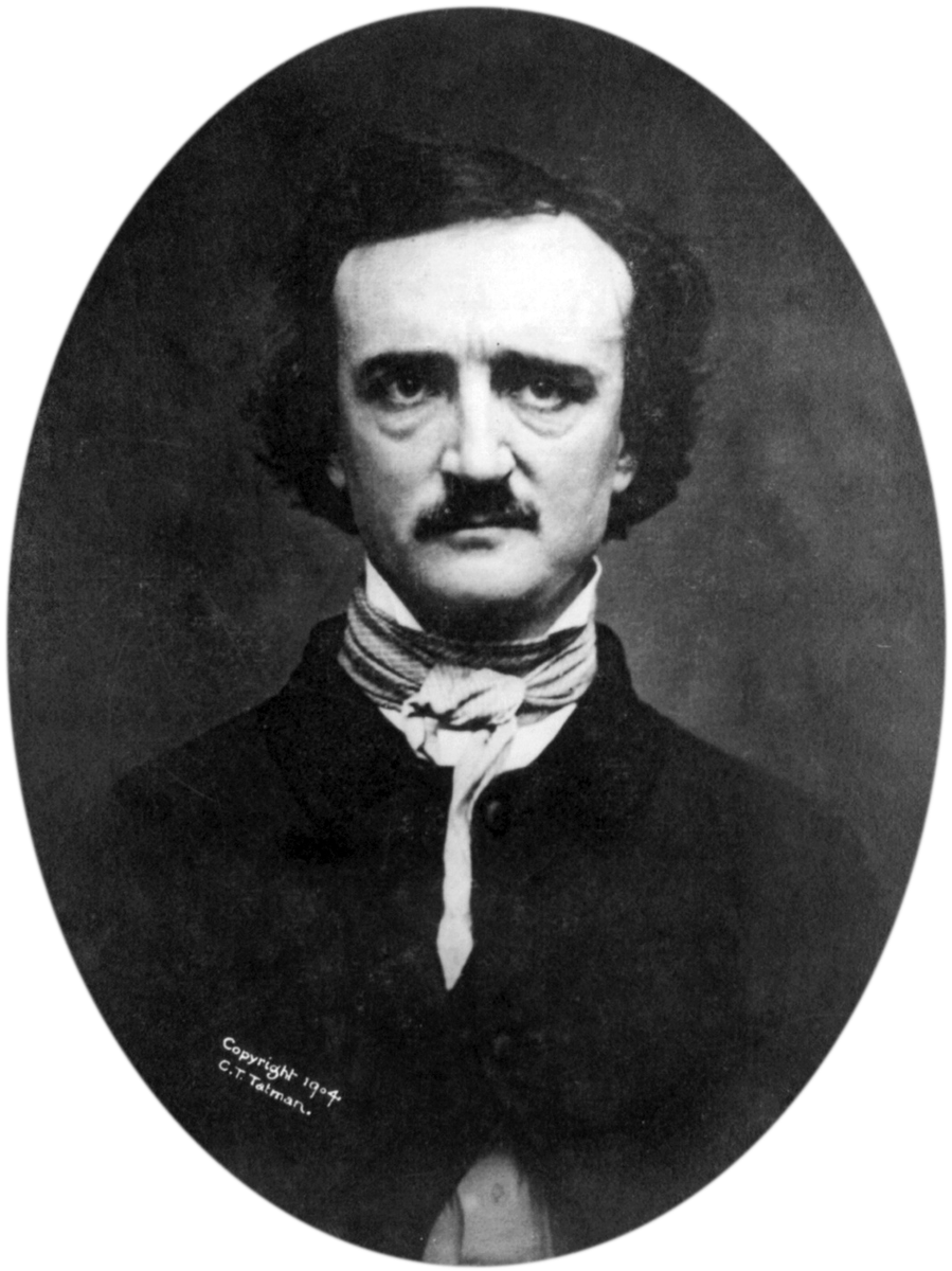 #EdgarAllanPoe photos