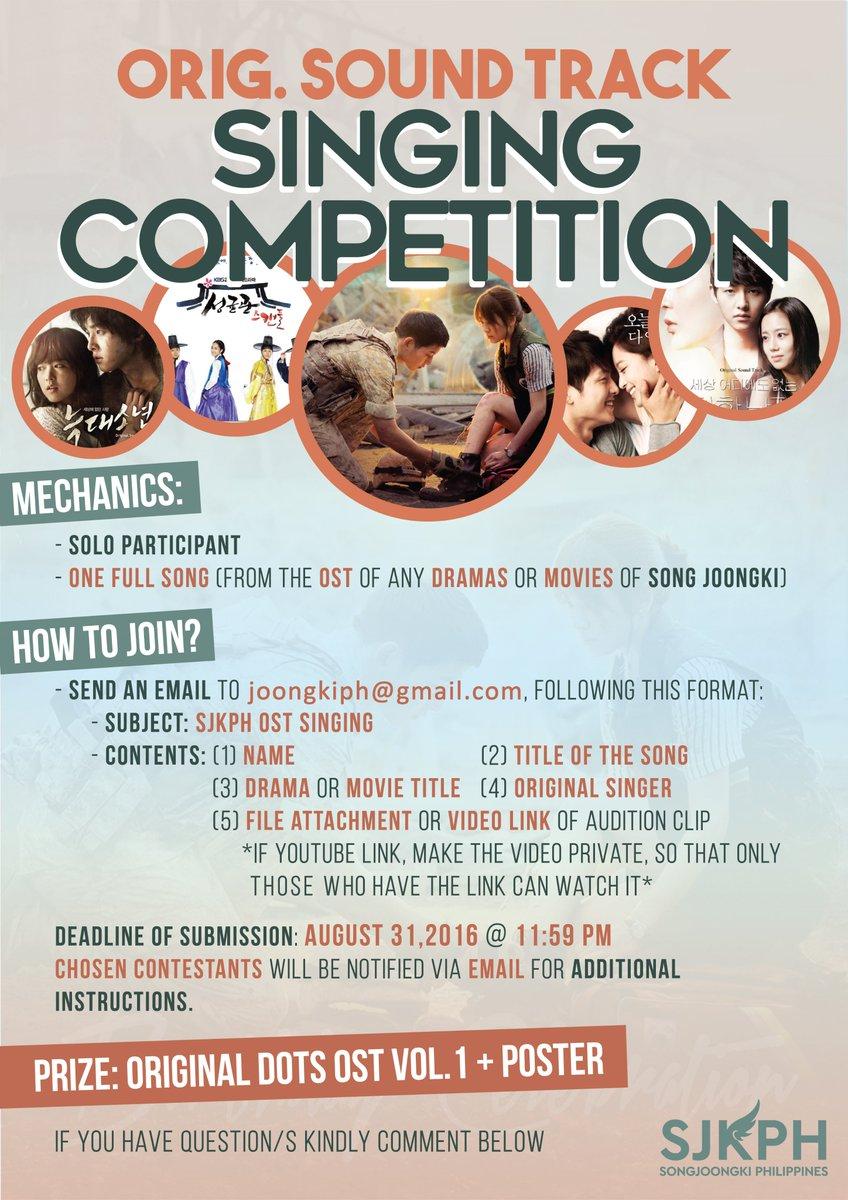 Singing Competition Nj