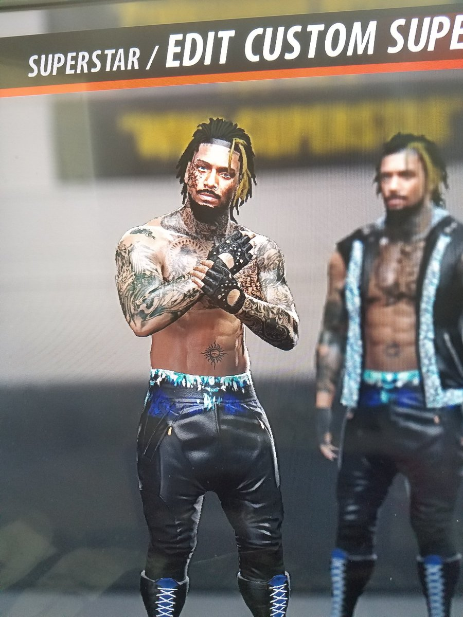 Xeno The Unknown On Twitter Wwe2k17 Caw Wwe2k17 So Havent Made