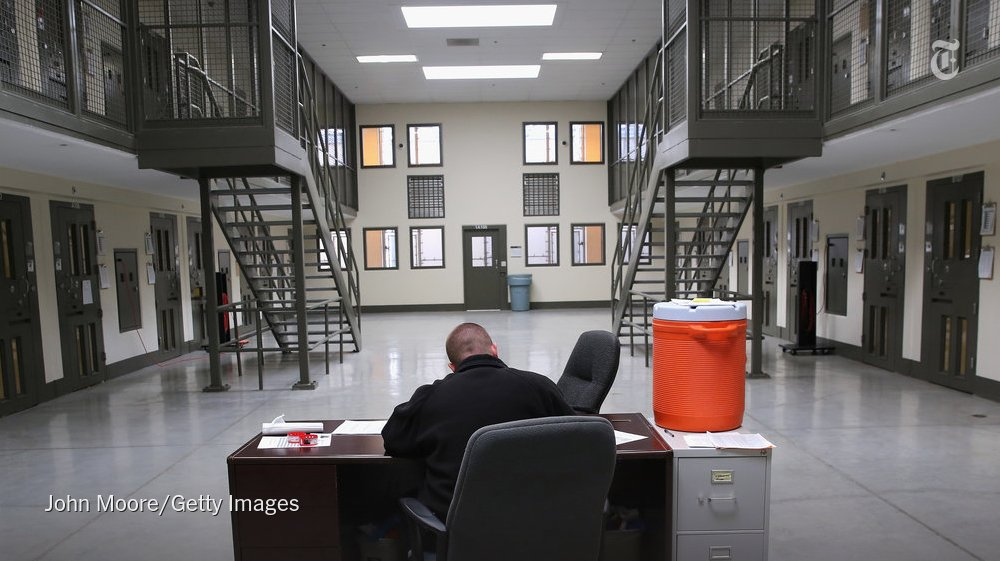 RT @nytopinion: Halting private prison contracts should be the beginning of the end of a shameful industry. https://t.co/njjTa94bjn https:/…