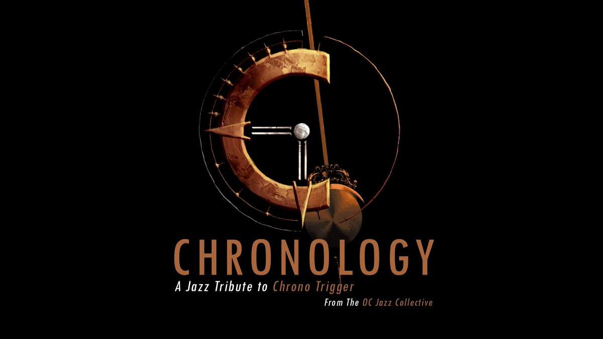 PLEASE RT! NEW FREE @ocremix jazz album! CHRONOLOGY: A Jazz Tribute to Chrono Trigger! :-D • https://t.co/hOwG995kLB https://t.co/WqAlrcQ15E