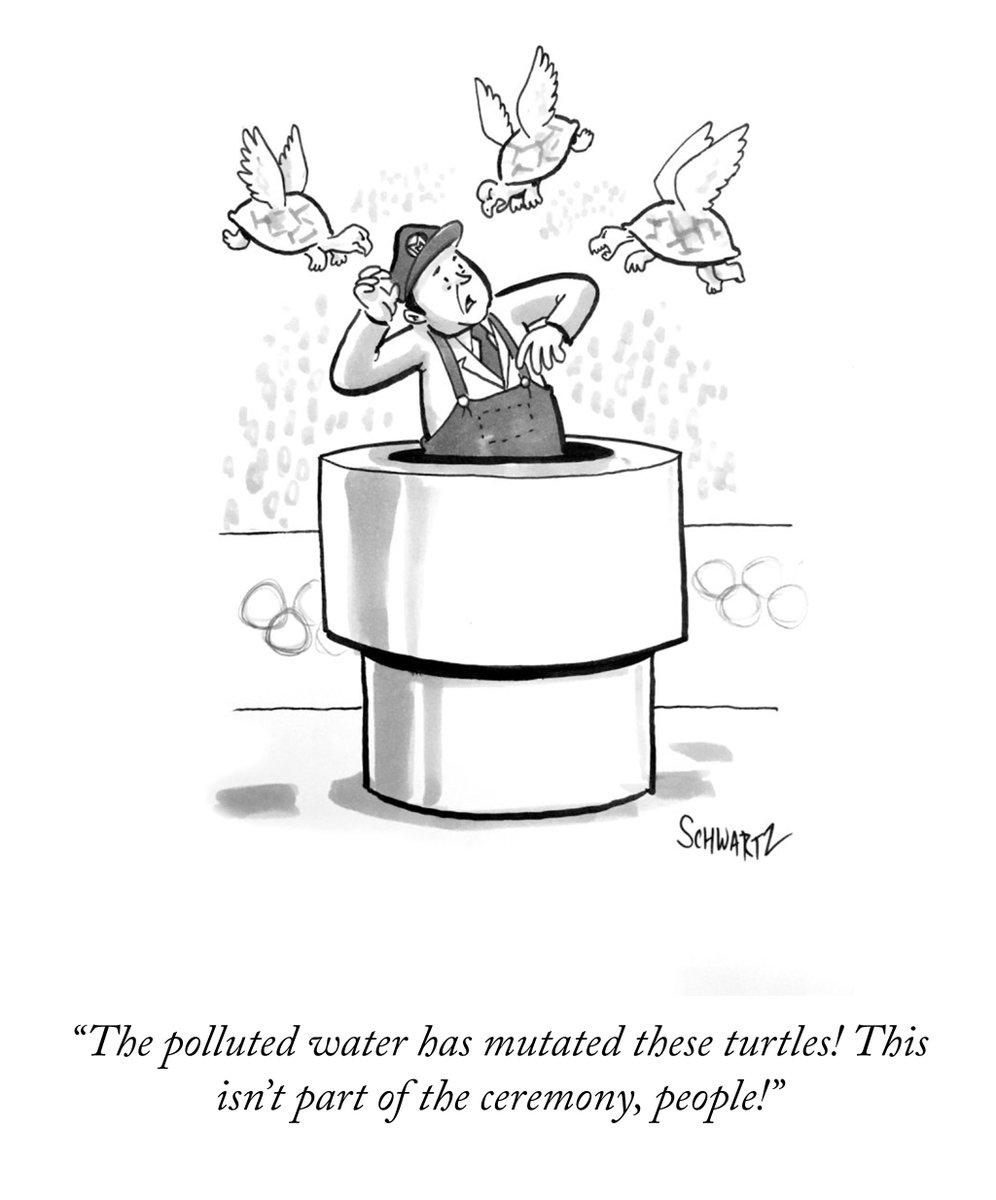 the new yorker on twitter a bonus daily cartoon by benjamin