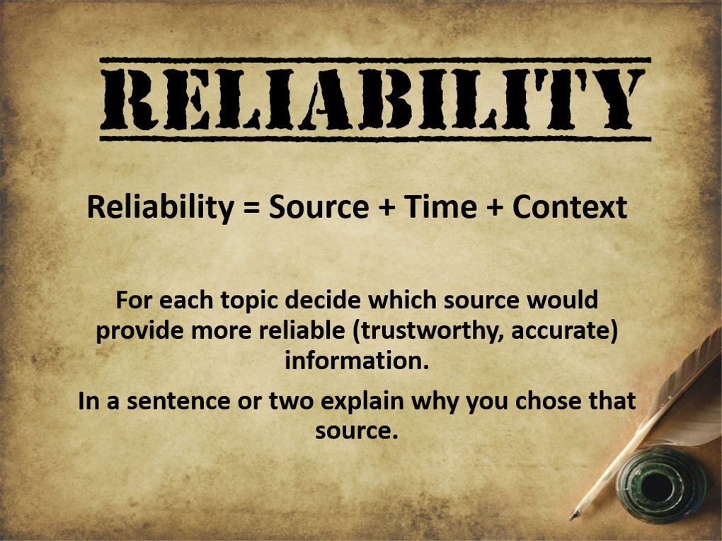 Teaching source reliability? I made the SHEG lesson much more kid friendly. https://t.co/27ZimM1B1S #sschat https://t.co/BGpwHdl9c6