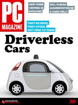 PC Magazine's September Issue is Out--Let Go of the Wheel, Humans! https://t.co/j2qHkIk6n4 https://t.co/hsk9lyXOGZ