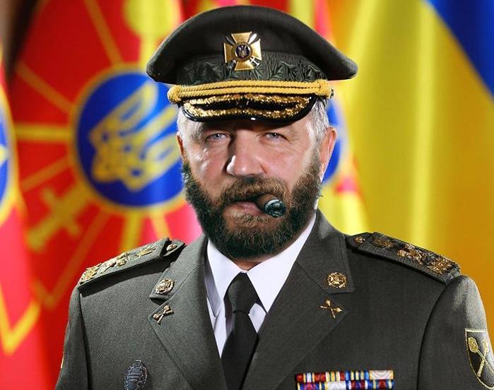 Министр Полторак появился на награждении украинских бойцов в новой форме - Цензор.НЕТ 701