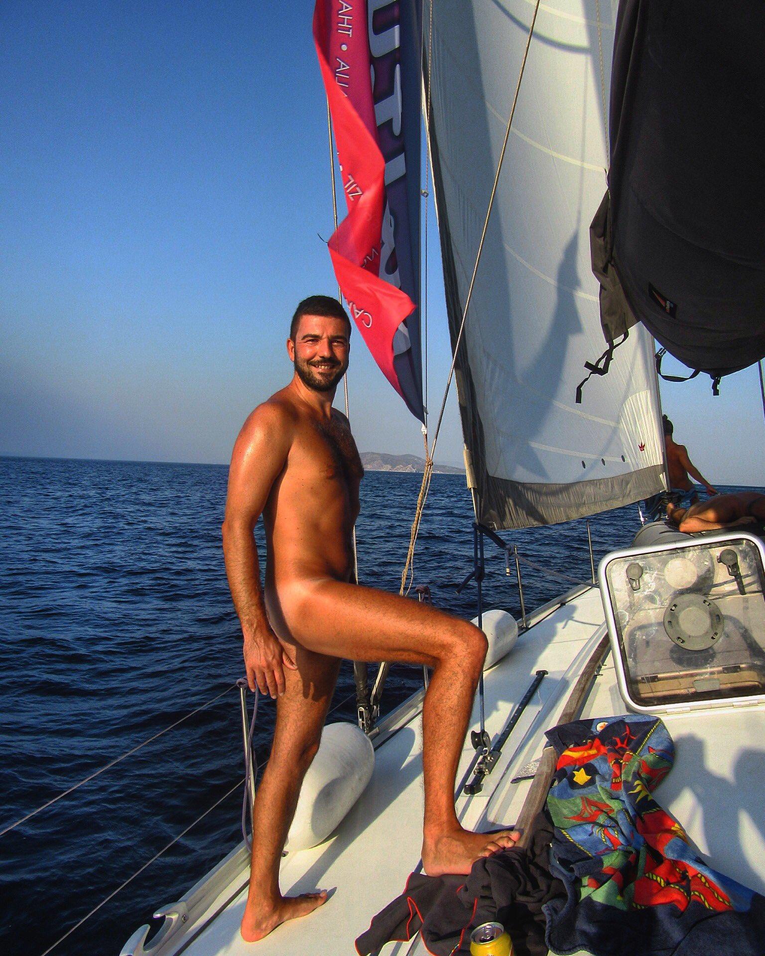 gay black nude