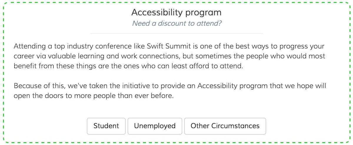 Swift Summit on Twitter: