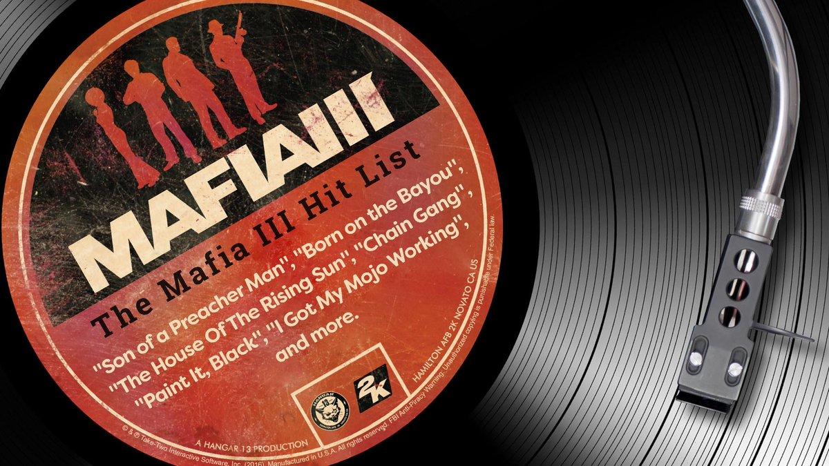 Mafia 3 Soundtrack